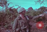 Image of 1st Battalion of 173rd Airborne Brigade Vietnam, 1965, second 21 stock footage video 65675022713