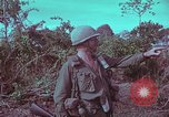 Image of 1st Battalion of 173rd Airborne Brigade Vietnam, 1965, second 22 stock footage video 65675022713