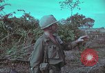 Image of 1st Battalion of 173rd Airborne Brigade Vietnam, 1965, second 25 stock footage video 65675022713