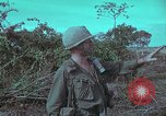 Image of 1st Battalion of 173rd Airborne Brigade Vietnam, 1965, second 26 stock footage video 65675022713