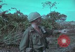 Image of 1st Battalion of 173rd Airborne Brigade Vietnam, 1965, second 27 stock footage video 65675022713