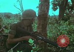 Image of 1st Battalion of 173rd Airborne Brigade Vietnam, 1965, second 28 stock footage video 65675022713