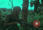 Image of 1st Battalion of 173rd Airborne Brigade Vietnam, 1965, second 29 stock footage video 65675022713