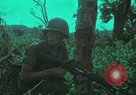 Image of 1st Battalion of 173rd Airborne Brigade Vietnam, 1965, second 31 stock footage video 65675022713