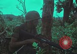 Image of 1st Battalion of 173rd Airborne Brigade Vietnam, 1965, second 32 stock footage video 65675022713