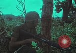 Image of 1st Battalion of 173rd Airborne Brigade Vietnam, 1965, second 33 stock footage video 65675022713
