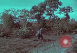 Image of 1st Battalion of 173rd Airborne Brigade Vietnam, 1965, second 46 stock footage video 65675022713