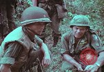 Image of 1st Battalion of 173rd Airborne Brigade Vietnam, 1965, second 20 stock footage video 65675022714