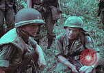 Image of 1st Battalion of 173rd Airborne Brigade Vietnam, 1965, second 23 stock footage video 65675022714