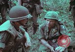 Image of 1st Battalion of 173rd Airborne Brigade Vietnam, 1965, second 25 stock footage video 65675022714