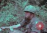 Image of 1st Battalion of 173rd Airborne Brigade Vietnam, 1965, second 28 stock footage video 65675022714