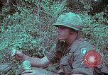 Image of 1st Battalion of 173rd Airborne Brigade Vietnam, 1965, second 29 stock footage video 65675022714