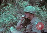 Image of 1st Battalion of 173rd Airborne Brigade Vietnam, 1965, second 30 stock footage video 65675022714