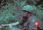 Image of 1st Battalion of 173rd Airborne Brigade Vietnam, 1965, second 32 stock footage video 65675022714