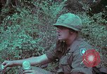 Image of 1st Battalion of 173rd Airborne Brigade Vietnam, 1965, second 33 stock footage video 65675022714