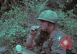 Image of 1st Battalion of 173rd Airborne Brigade Vietnam, 1965, second 34 stock footage video 65675022714