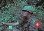 Image of 1st Battalion of 173rd Airborne Brigade Vietnam, 1965, second 36 stock footage video 65675022714