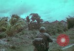 Image of 1st Battalion of 173rd Airborne Brigade Vietnam, 1965, second 37 stock footage video 65675022714