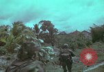 Image of 1st Battalion of 173rd Airborne Brigade Vietnam, 1965, second 38 stock footage video 65675022714