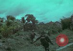 Image of 1st Battalion of 173rd Airborne Brigade Vietnam, 1965, second 40 stock footage video 65675022714