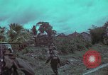 Image of 1st Battalion of 173rd Airborne Brigade Vietnam, 1965, second 41 stock footage video 65675022714