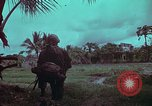 Image of 1st Battalion of 173rd Airborne Brigade Vietnam, 1965, second 43 stock footage video 65675022714