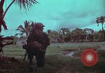 Image of 1st Battalion of 173rd Airborne Brigade Vietnam, 1965, second 45 stock footage video 65675022714