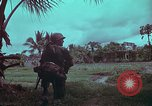 Image of 1st Battalion of 173rd Airborne Brigade Vietnam, 1965, second 46 stock footage video 65675022714