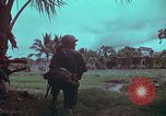 Image of 1st Battalion of 173rd Airborne Brigade Vietnam, 1965, second 48 stock footage video 65675022714