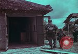 Image of 1st Battalion of 173rd Airborne Brigade Vietnam, 1965, second 55 stock footage video 65675022714