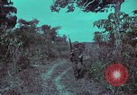 Image of 1st Battalion of 173rd Airborne Brigade Vietnam, 1965, second 10 stock footage video 65675022715
