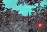 Image of 1st Battalion of 173rd Airborne Brigade Vietnam, 1965, second 12 stock footage video 65675022715