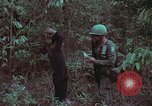 Image of 1st Battalion of 173rd Airborne Brigade Vietnam, 1965, second 25 stock footage video 65675022715