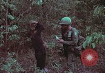 Image of 1st Battalion of 173rd Airborne Brigade Vietnam, 1965, second 26 stock footage video 65675022715
