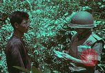 Image of 1st Battalion of 173rd Airborne Brigade Vietnam, 1965, second 36 stock footage video 65675022715