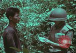 Image of 1st Battalion of 173rd Airborne Brigade Vietnam, 1965, second 37 stock footage video 65675022715