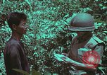 Image of 1st Battalion of 173rd Airborne Brigade Vietnam, 1965, second 38 stock footage video 65675022715