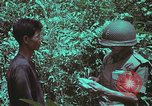 Image of 1st Battalion of 173rd Airborne Brigade Vietnam, 1965, second 39 stock footage video 65675022715