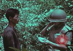 Image of 1st Battalion of 173rd Airborne Brigade Vietnam, 1965, second 40 stock footage video 65675022715