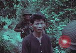 Image of 1st Battalion of 173rd Airborne Brigade Vietnam, 1965, second 46 stock footage video 65675022715