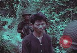 Image of 1st Battalion of 173rd Airborne Brigade Vietnam, 1965, second 47 stock footage video 65675022715