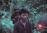 Image of 1st Battalion of 173rd Airborne Brigade Vietnam, 1965, second 48 stock footage video 65675022715