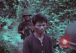 Image of 1st Battalion of 173rd Airborne Brigade Vietnam, 1965, second 50 stock footage video 65675022715
