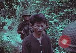 Image of 1st Battalion of 173rd Airborne Brigade Vietnam, 1965, second 52 stock footage video 65675022715