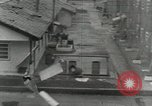 Image of Tropical typhoon Japan, 1950, second 13 stock footage video 65675022719