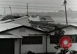 Image of Tropical typhoon Japan, 1950, second 38 stock footage video 65675022719