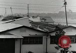 Image of Tropical typhoon Japan, 1950, second 39 stock footage video 65675022719
