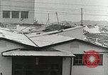 Image of Tropical typhoon Japan, 1950, second 42 stock footage video 65675022719