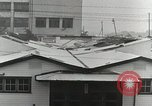 Image of Tropical typhoon Japan, 1950, second 43 stock footage video 65675022719