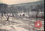 Image of Wooden houses Woodstock New York USA, 1975, second 8 stock footage video 65675022751